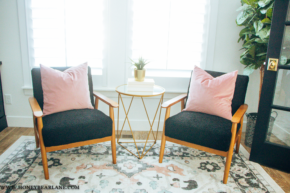 cute mid-century modern chairs