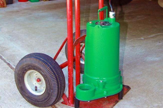 Septic-pump
