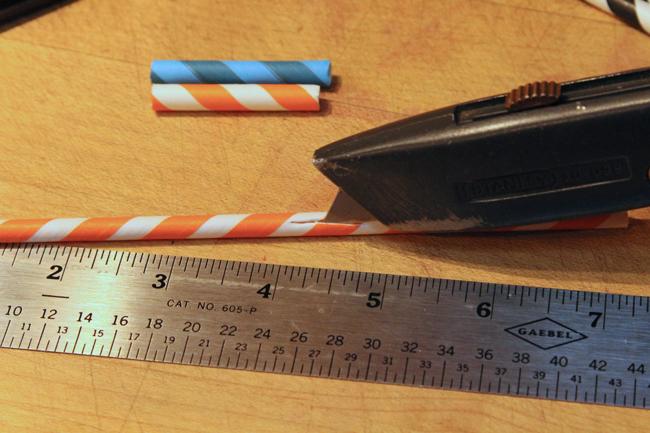 Slicing-straws-along-the-length