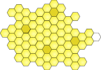 hexagonal cells