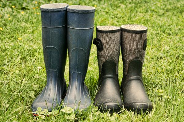 Footwear for beekeepers