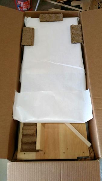 First box.