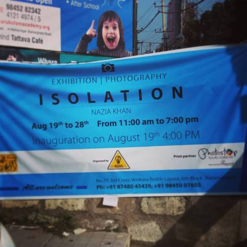 Exhibition - Isolation
