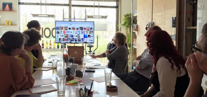 workshop online marketing kunstenaars