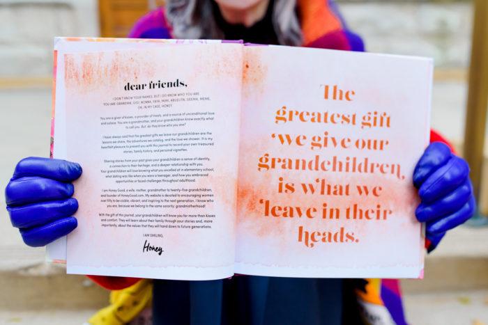 Impact grandchildren from afar