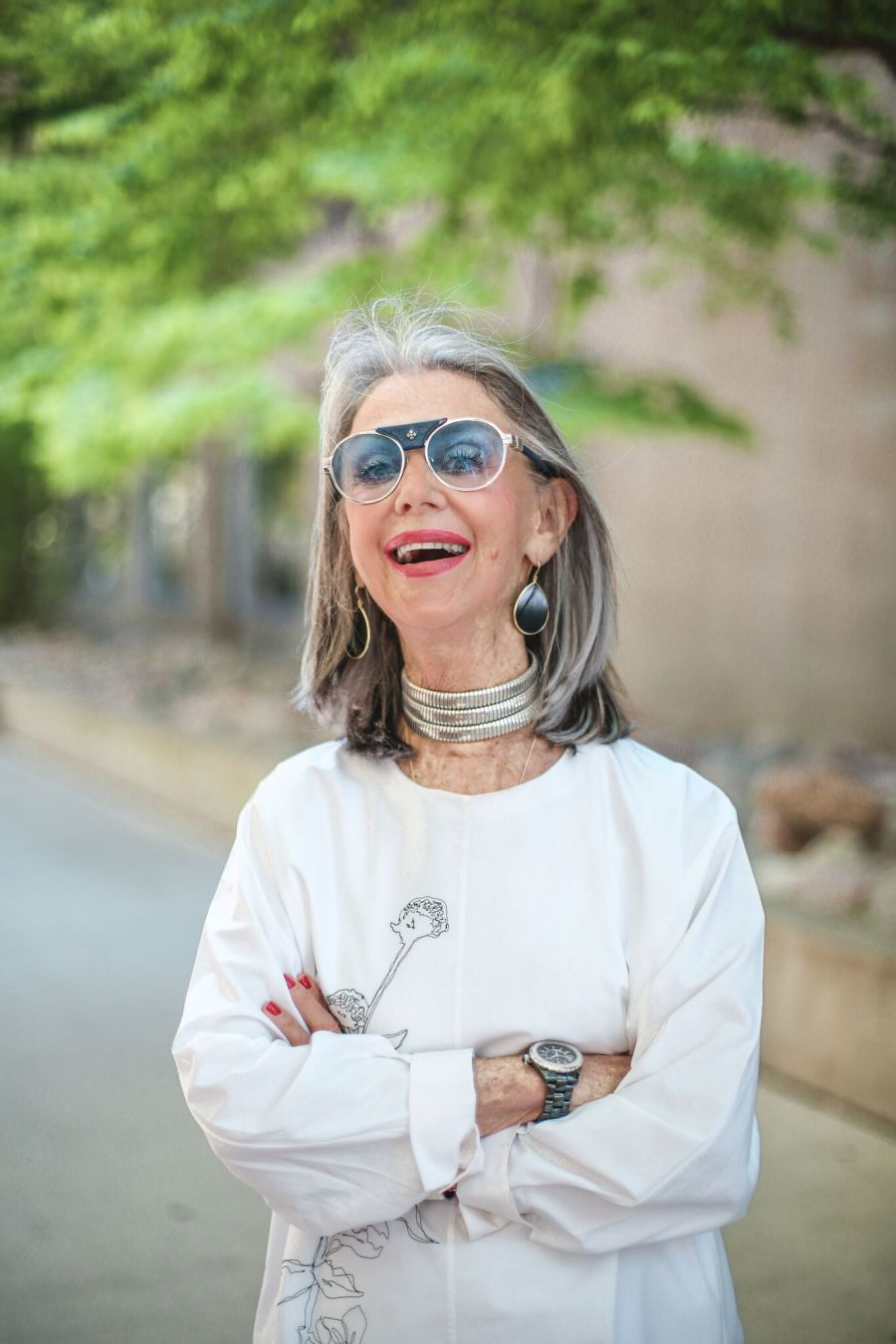 How to Remain Visible & Bloom After 50