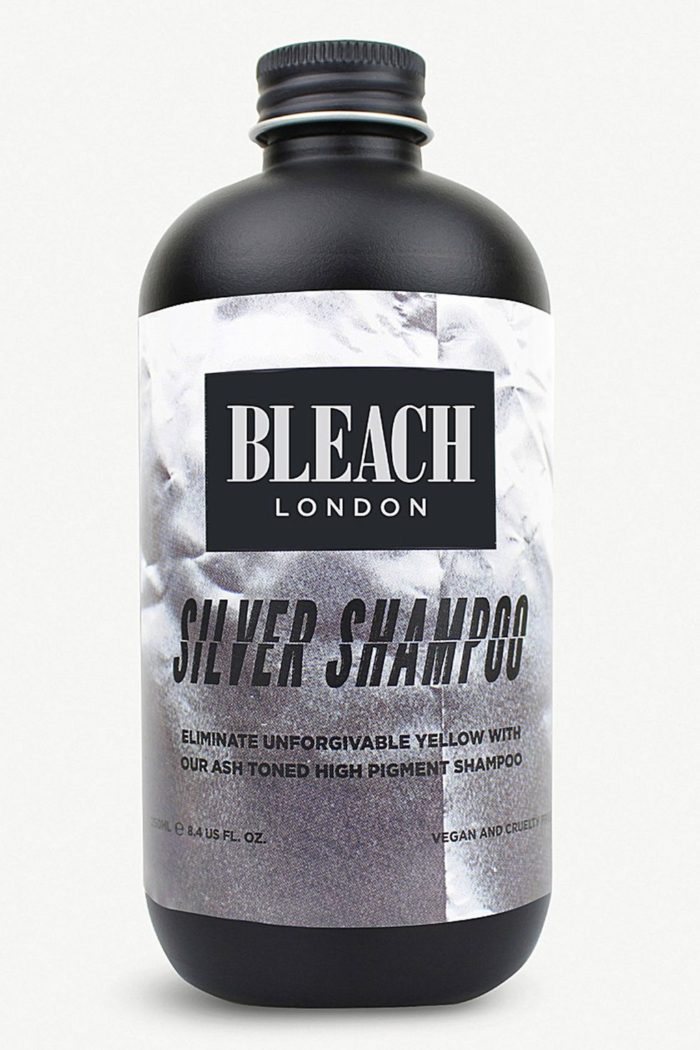 Bleach Silver