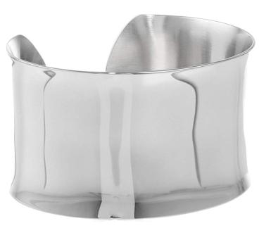 wide metal cuff