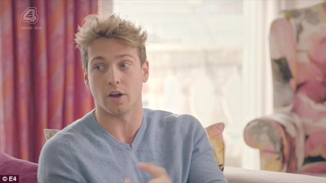 Sam Made In Chelsea TV Psychologist