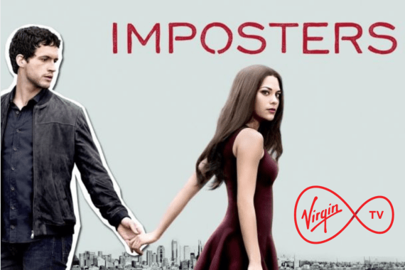 Media Psychologist TV Movie Release PR campaign Virgin TV Imposters Psychologist