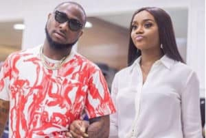 Photo of Davido's Girlfriend, Chioma In Family Trouble For Dropping Out Of School