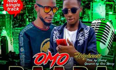 Music : Skiphy ft Adelove – Omo Daada
