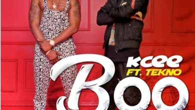 Photo of [Music] Kcee ft. Tekno – Boo