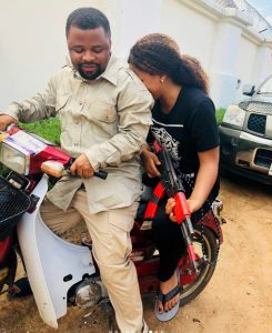 Regina Daniels slay in new Photo
