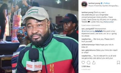 Harrysong's Depression Is Real