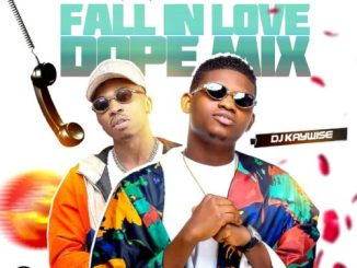 """MIXTAPE: DJ Kaywise – """"Fall In Love Dope Mix"""""""