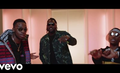 "VIDEO: Nana Rogues – ""To The Max"" ft. Wizkid & Not3s"