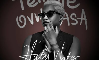 """MUSIC: Temmie Ovwasa – """"Holy Water"""" (Prod. By ID Cabasa)"""