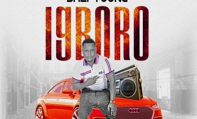 MUSIC: Shei Young - Igboro (Prod. By Hizzi Ghizzle)