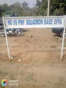 OFFA COMMISSION POLICE STATION, MOPOL BARRACK
