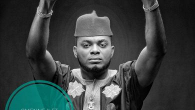 Photo of MUSIC: Kelly Hansome Ft. Duncan Mighty – Omenneji