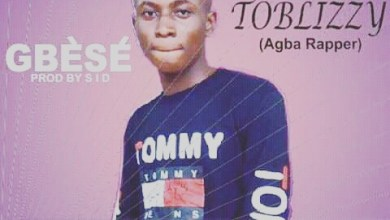 Photo of MUSIC: Toblizzy – Gbese (Prod. by S.I.D)