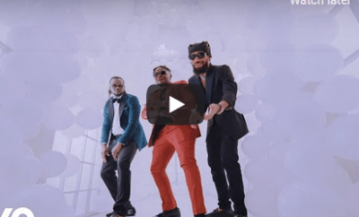 "[Video Premiere] Rudeboy – ""Double Double"" ft. Olamide, Phyno"