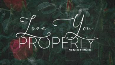 "Photo of D'Tunes x Skales – ""Love You Properly"""