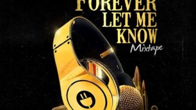 """Photo of DJ TYMIX – """"Forever Let Me Know"""""""