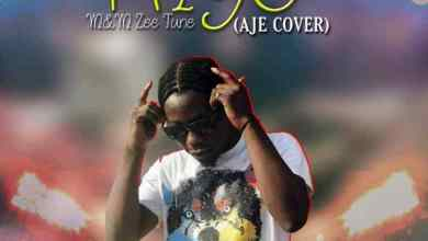 Photo of Pounds Xtalin – Aiye (Aje Cover)