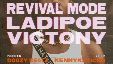Photo of DOWNLOAD: LadiPoe ft. Victony – Revival Mode