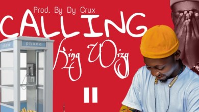 Photo of King Wizy – Calling