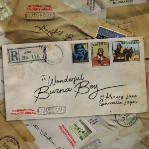 MP3: Burna Boy – Wonderful (prod. Telz)