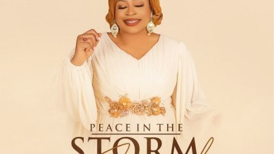 Photo of AUDIO + VIDEO: Sinach – Peace In The Storm