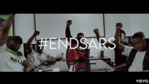 "MP3: Magnito – ""EndSars"" ft. Ike, Sir Dee"
