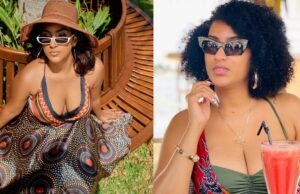 Photo of Juliet Ibrahim replies a fan who told her to find a man to be complete