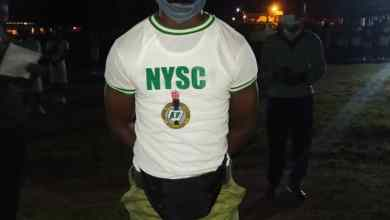 Photo of NYSC OSUN STATE COORDINATOR APPOINTS NEW CORPS CAMP DIRECTOR
