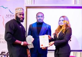 """""""Top 50 Most Influential CEO's in Africa"""" - Dr Zekeri Usman Bags African Business Leaders Awards"""