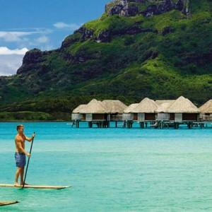 Four Seasons Bora Bora | Bora Bora Honeymoon Packages ...