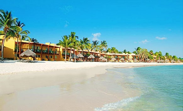 Tamarijn Aruba Honeymoon Package