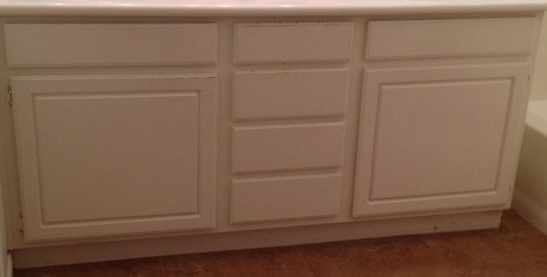 Repairing Mdf Cabinets Honey N Hydrangea