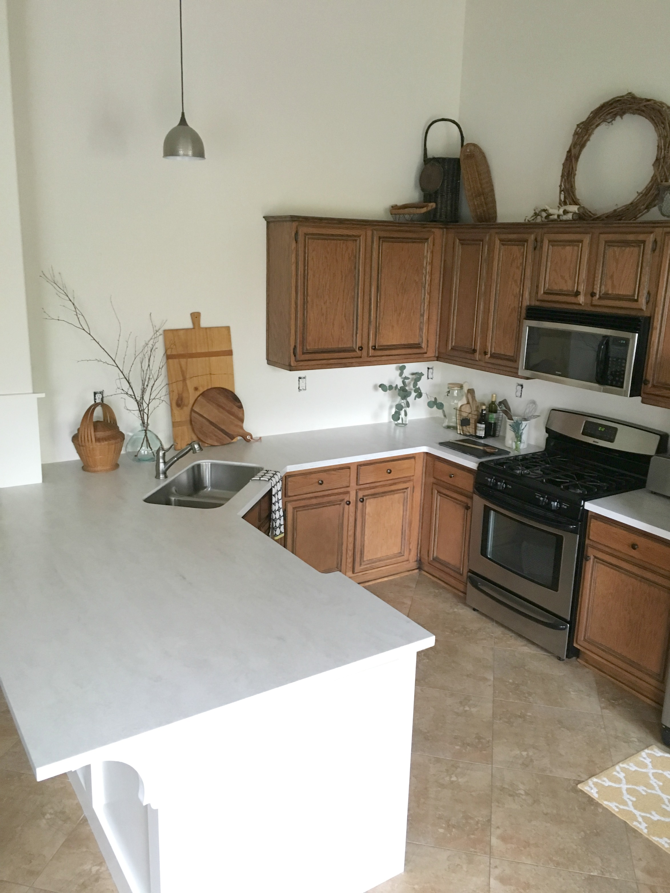 ... Allen Roth Solid Surface Countertop Review
