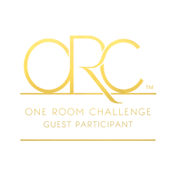 one room challenge gold