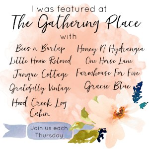 The Gathering Place Button