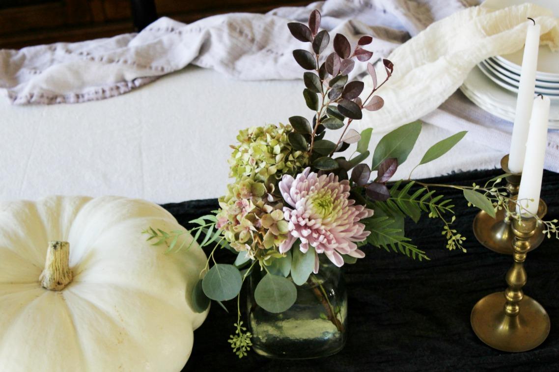 Assymetrical floral