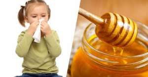 Honey is good first aid remedy for kids