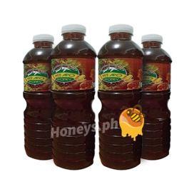 Mt. Apo Honey 500mL (4 Bottles, FREE Shipping)