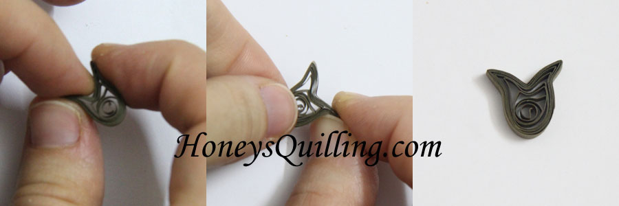 Beginners Quilling Free Tutorial from Honey's Quilling