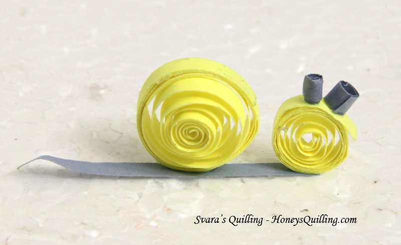 Quilling for Kids - Svara's Quilling - HoneysQuilling.com
