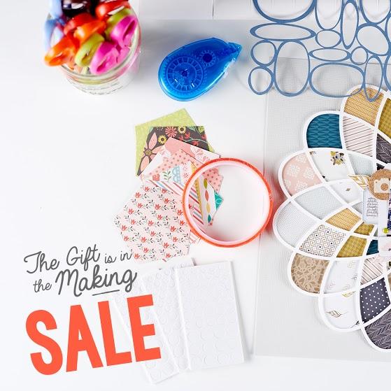 Craftsy supply sale